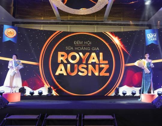Đêm hội sữa hoàng gia: Dấu mốc thành công của Royal Ausnz tại thị trường Việt Nam