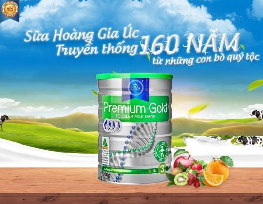 Review: Vì sao nhiều mẹ Việt tin dùng Royal AUSNZ Premium Gold Toddler Milk Drink số 3 cho trẻ từ 1-3 tuổi?